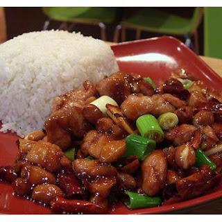 Kung-Pao Chicken