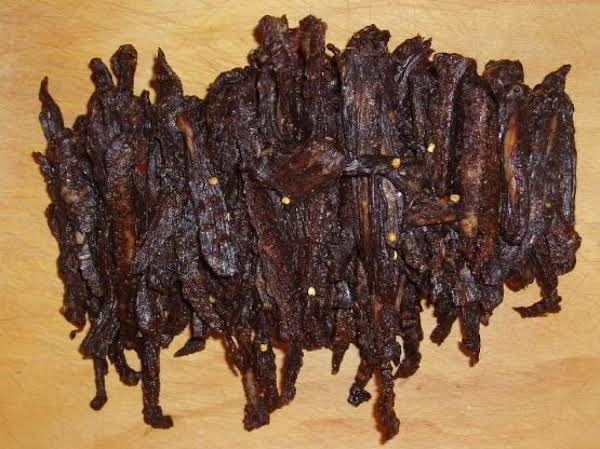 Homemade Teriyaki Beef Jerky Recipe