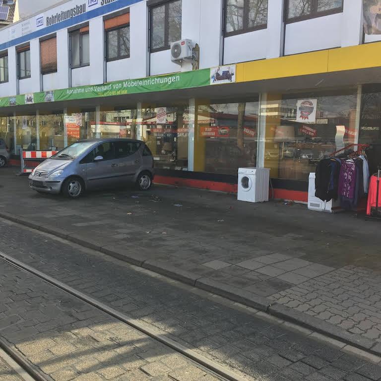 Ludwigshafener Gebrauchtmöbelhaus - Geschäft Für Second-Hand ...