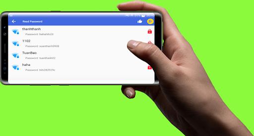 Show Wifi Password - Share Wifi Password 1.5 screenshots 1