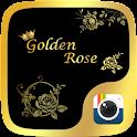 Z CAMERA GOLDEN ROSE THEME icon