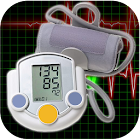 Blood Pressure Checker Prank by Roshiapps icon