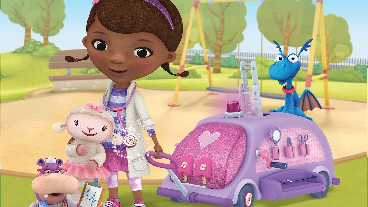 Watch Doc McStuffins: Toy Hospital live