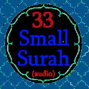 33 Small Surah for Prayer