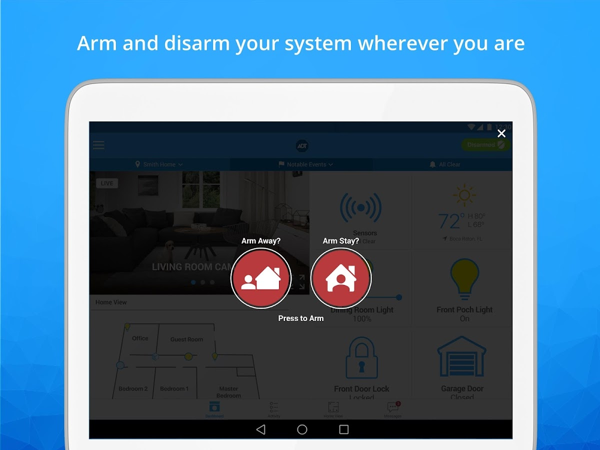 ADT Pulse ®- screenshot