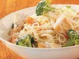 Susan's Chicken, Vegetable, And Angel Hair Pasta Recipe