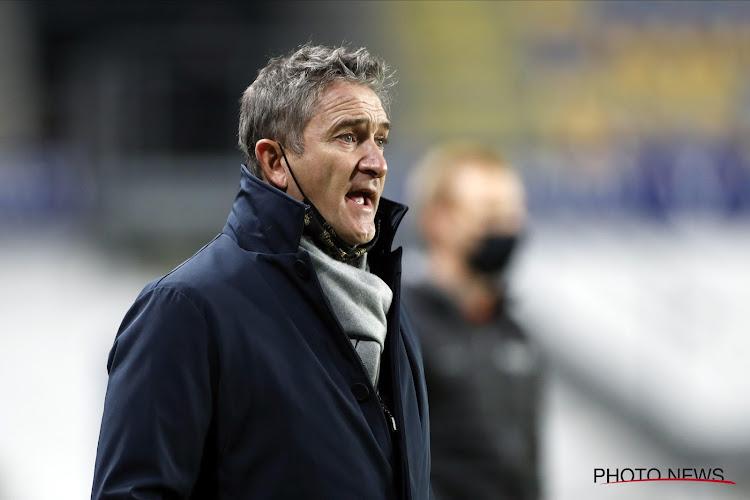 """Philippe Montanier : """"Une déception assez grande"""""""
