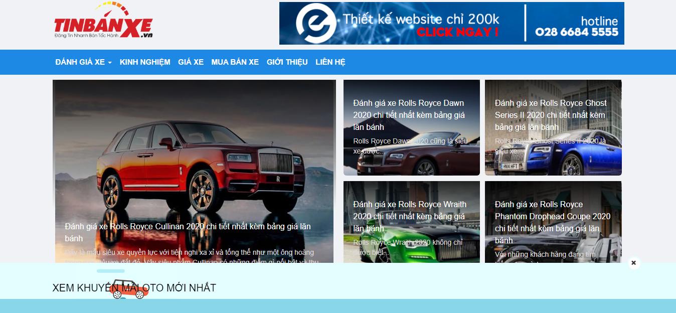 hình ảnh 1 Top 15 Trang Web Mua Bán Xe Ô Tô Uy Tín Nhất Việt Nam