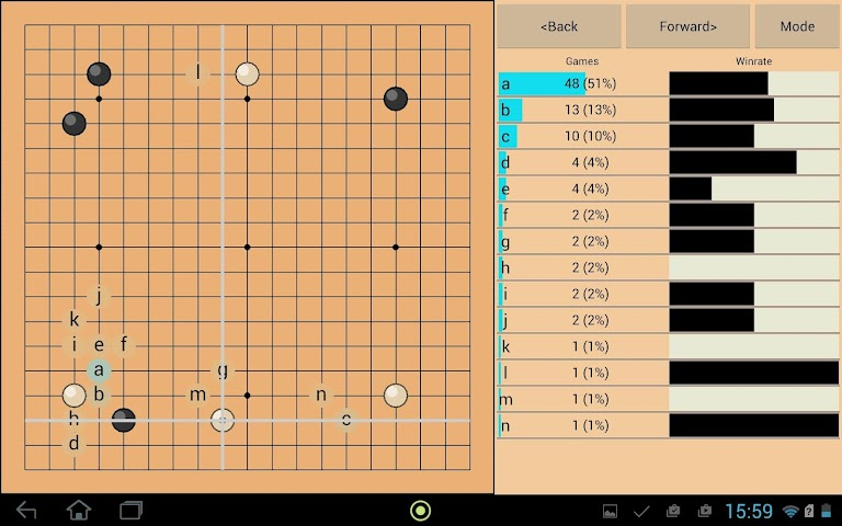 android GoMoves+ Screenshot 1