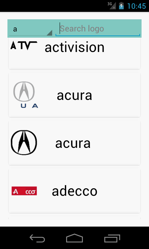 Logo Quiz Answers- screenshot