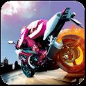 Highway Motobike Rider icon