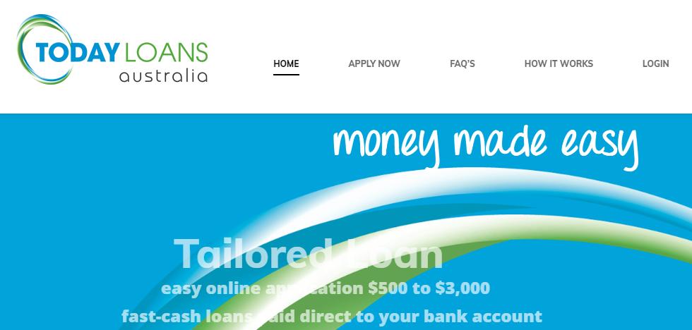 today loans australia