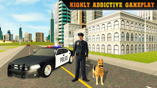 Police Dog Game, Criminals Investigate Duty 2020 1.0 screenshots 2