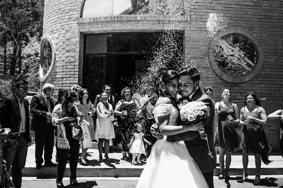 Wedding photographer Valery Garnica (focusmilebodas2). Photo of 14.01.2019