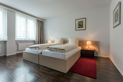 Florastrasse Serviced Apartment Right Shore Of The Lake