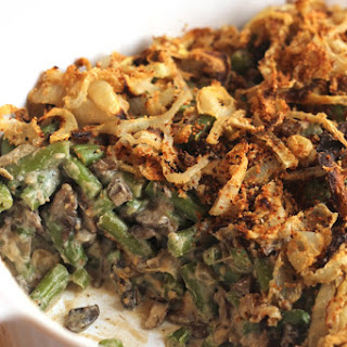 Vegan Green Bean Casserole Recipes