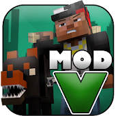 Mod GTA V for Minecraft