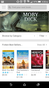 BookShout!- screenshot thumbnail