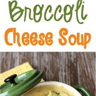Crockpot Broccoli Cheese Soup Recipe