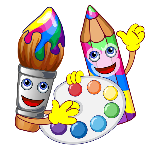Coloring pages - drawing (game)