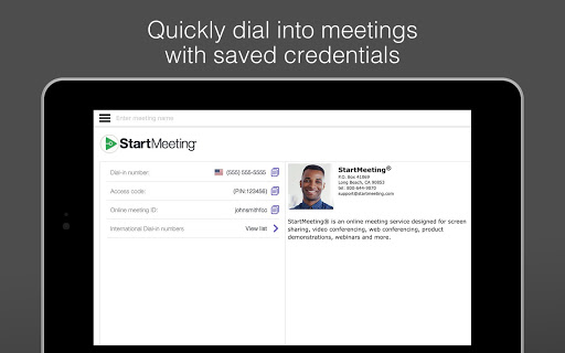 Start Meeting 4.3.1.1 screenshots 14