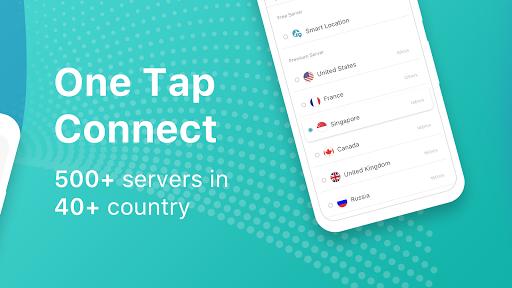 TikVPN - Free VPN Proxy Super Fast & Secure 2.3.0 screenshots 2