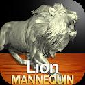 Lion Mannequin icon