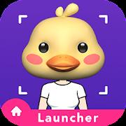 Memoji Launcher  Animoji amp Theme for Android