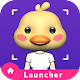 Memoji Launcher - Animoji & Theme for Android