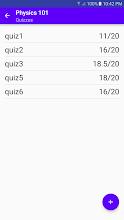 Grade Tracker screenshot thumbnail