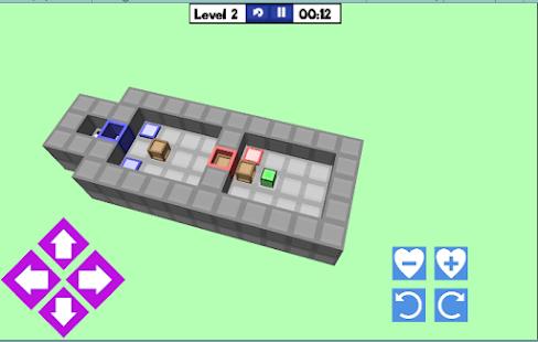 Puzzle Arena 3D screenshot 6
