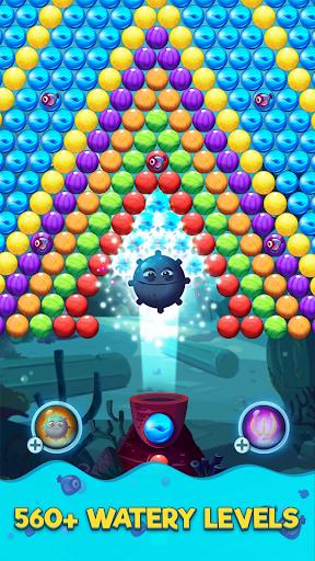 Reef Pop Bubble Shooter