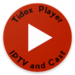 Tidox Player IPTV and Cast 1.7.0.4