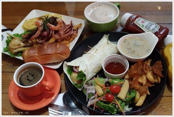 Butter Brunch&cafe 巴特2店 工業風人氣早午餐。台中 西區