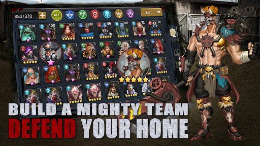 Zombie Strike : The Last War of Idle Battle (SRPG) 1.11.17 screenshots 4