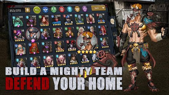 Zombie Strike : The Last War of Idle Battle (SRPG) 4