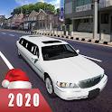 Big city limousine car simulator 2020 icon