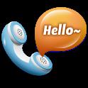 인사말필링 - 필링,컬러링,통화연결음,목소리녹음,TTS icon