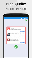 screenshot of Antivirus Android