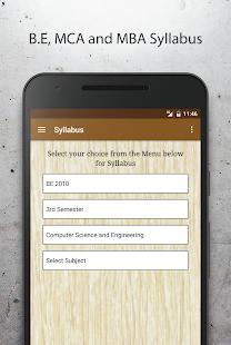 VTU Syllabus and Results - Aplicacions a Google Play
