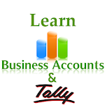 Learn Business Accounts Icon