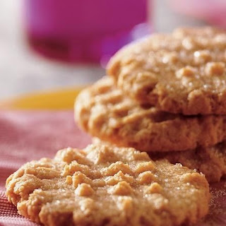 Old-Fashioned Peanut Butter Cookies Recipe