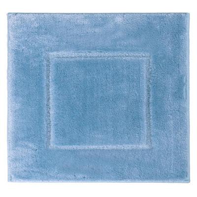 Коврик для ванной комнаты Ridder Stadion голубой 50х50 см