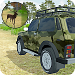 Russian Hunting 4x4 Icon