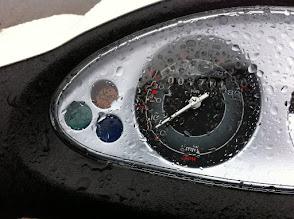 Photo: Raining!