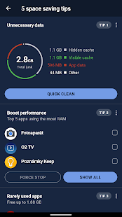 CCleaner: Cache Cleaner, Phone Booster, Optimizer Screenshot