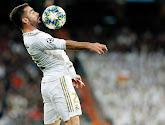 Nouvelle rechute pour Dani Carvajal  (Real Madrid)