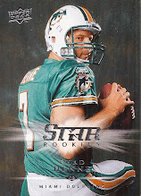 Photo: Chad Henne 2008 Upper Deck RC