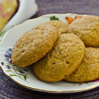 Spiced Pumpkin Cookies.