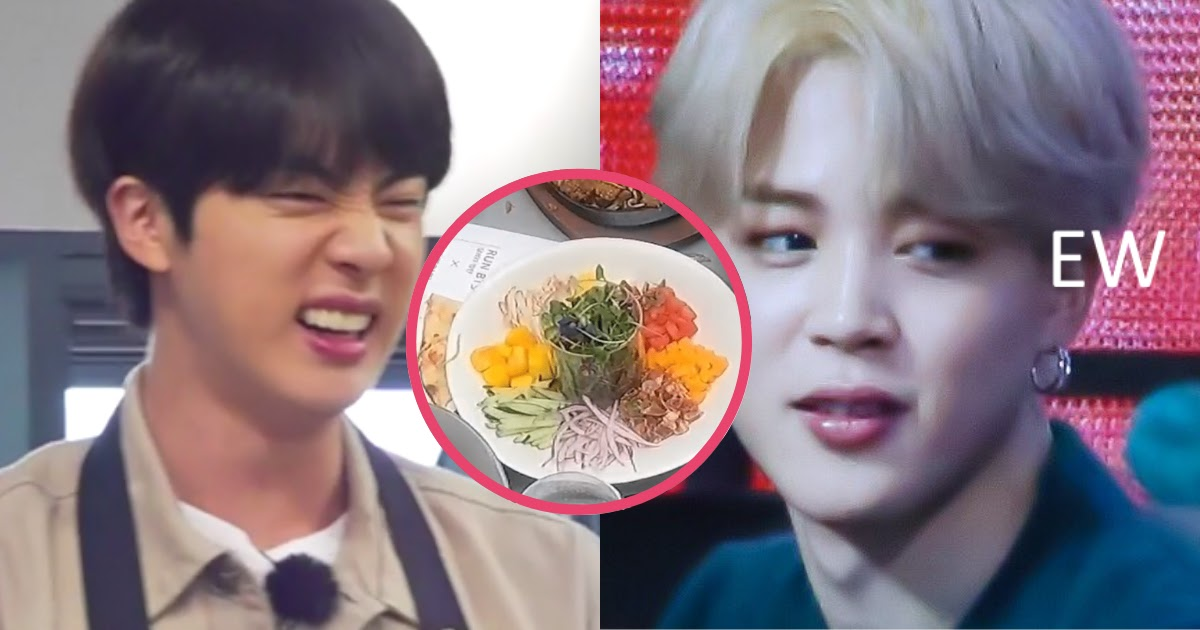 Solid Proof BTS Hates Vegetables And Honestly? So Relatable